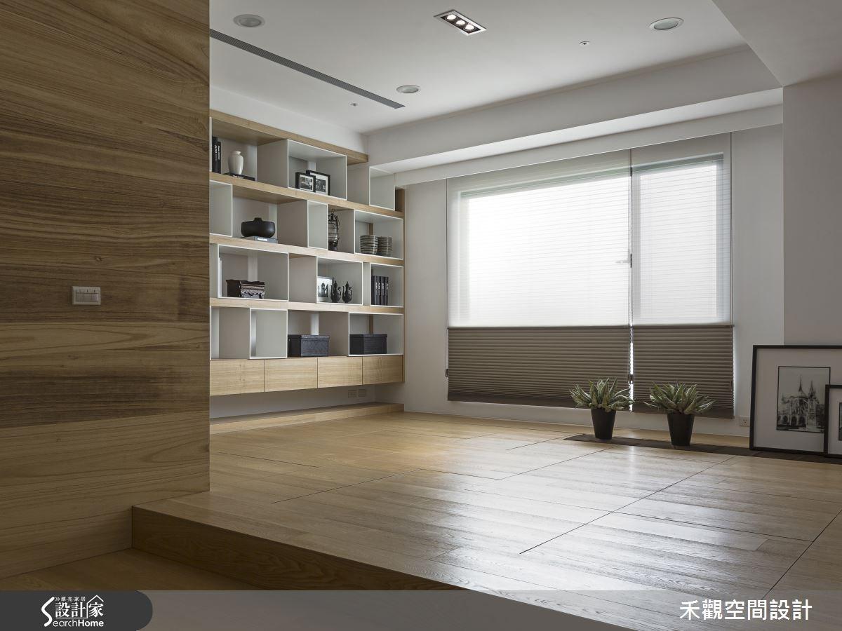 85坪新成屋(5年以下)_現代風案例圖片_禾觀空間設計_禾觀_15之4