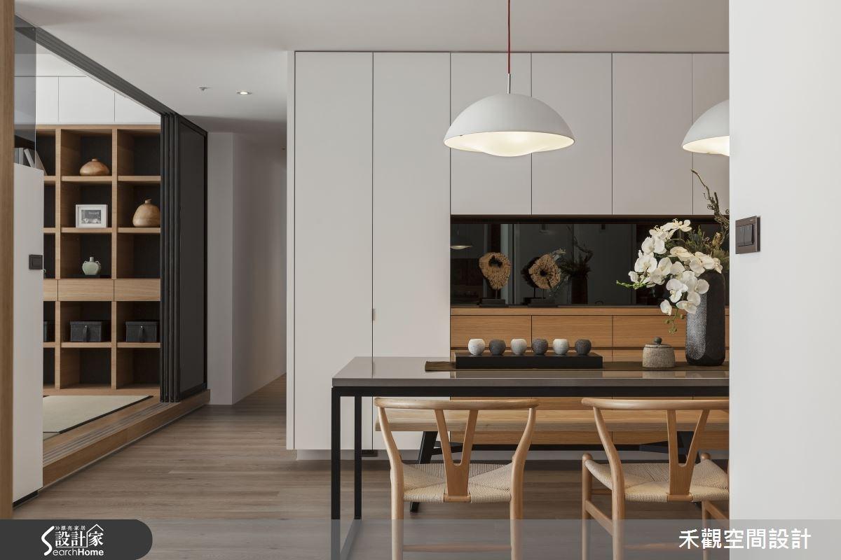 50坪新成屋(5年以下)_現代風和室案例圖片_禾觀空間設計_禾觀_14之11