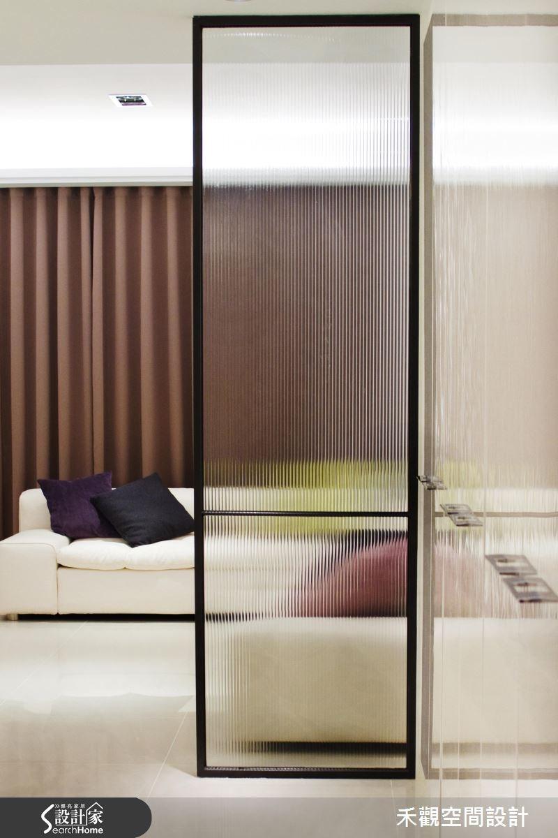 42坪新成屋(5年以下)_現代風客廳案例圖片_禾觀空間設計_禾觀_08之2