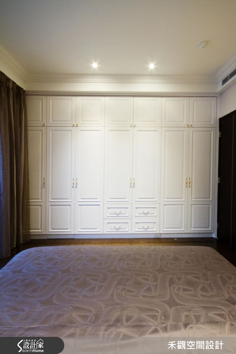 42坪新成屋(5年以下)_現代風臥室案例圖片_禾觀空間設計_禾觀_08之21