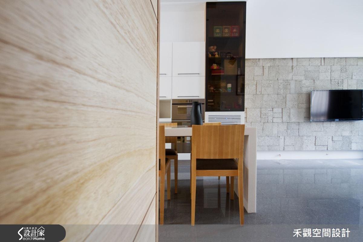 85坪新成屋(5年以下)_休閒風案例圖片_禾觀空間設計_禾觀_02之6