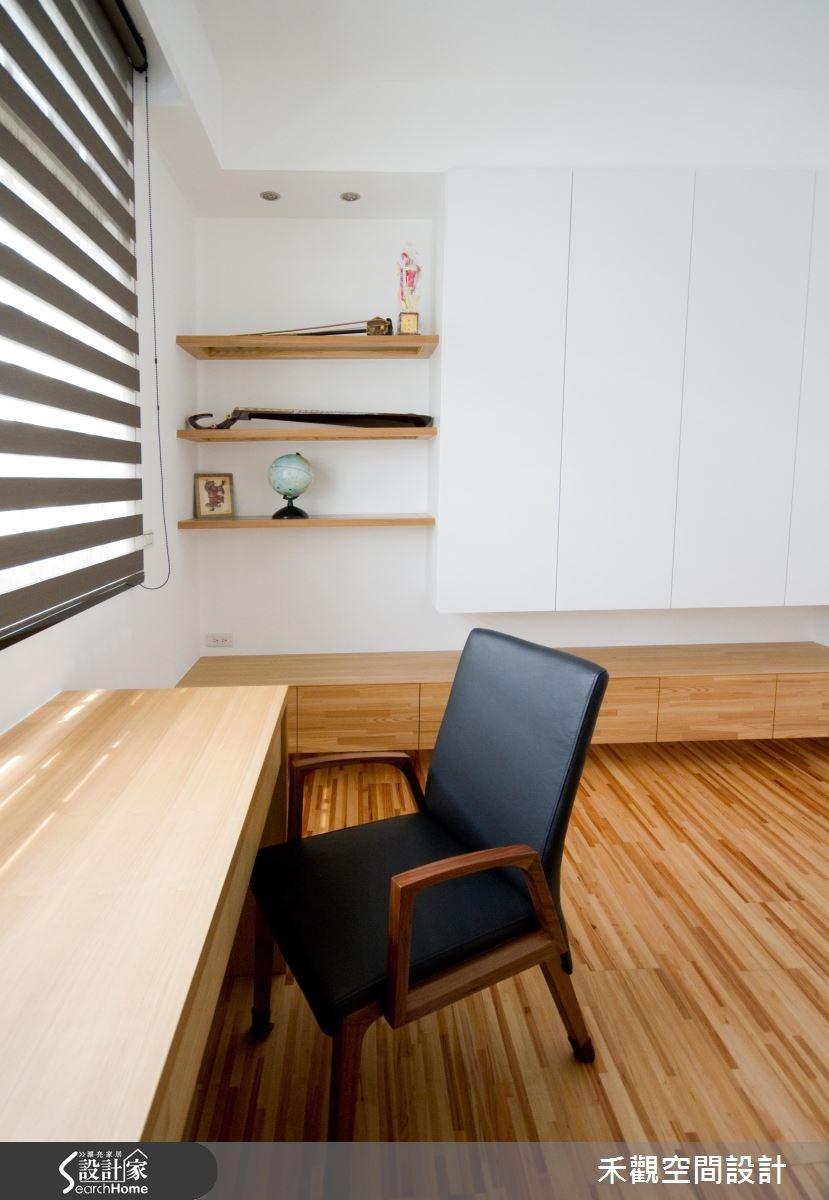 85坪新成屋(5年以下)_休閒風案例圖片_禾觀空間設計_禾觀_02之21