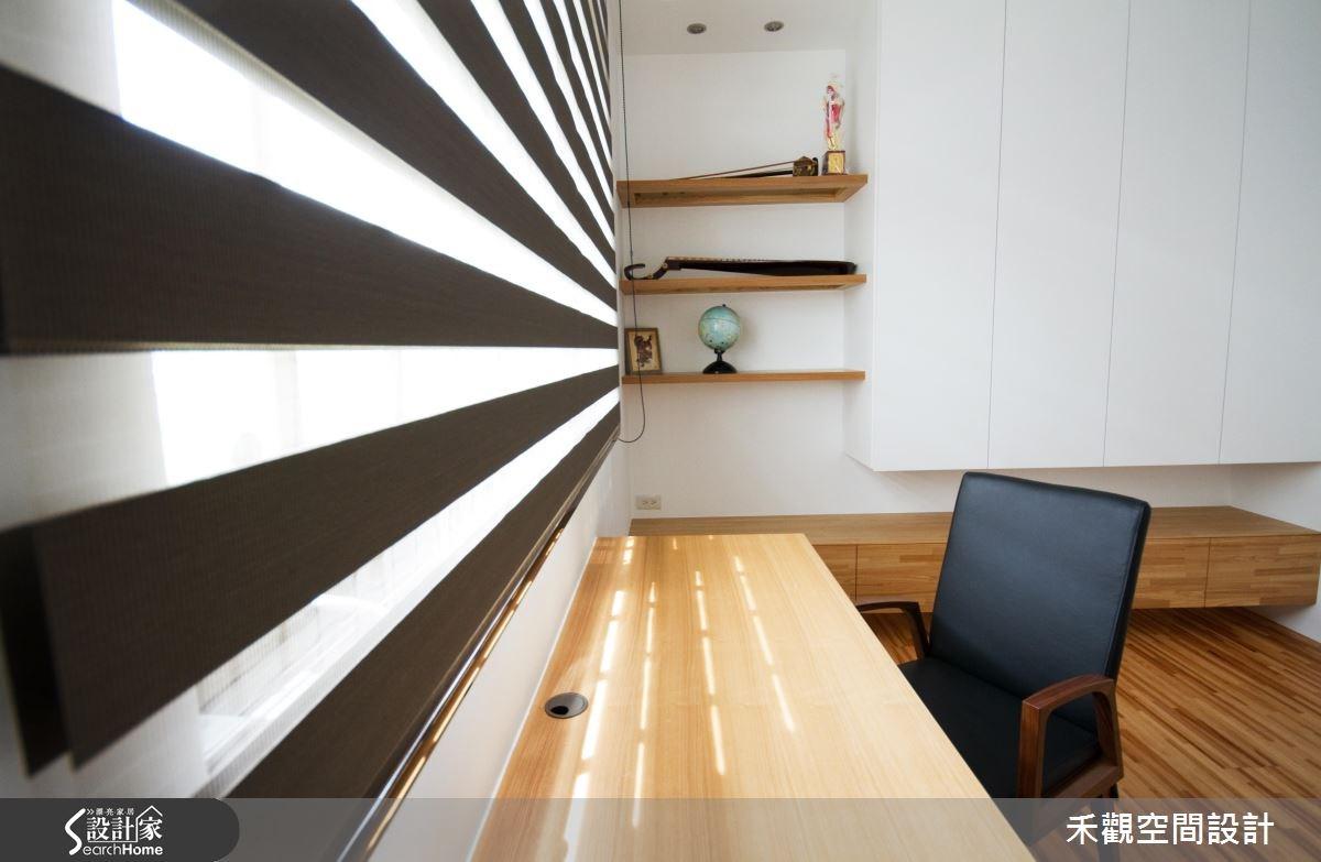 85坪新成屋(5年以下)_休閒風案例圖片_禾觀空間設計_禾觀_02之22