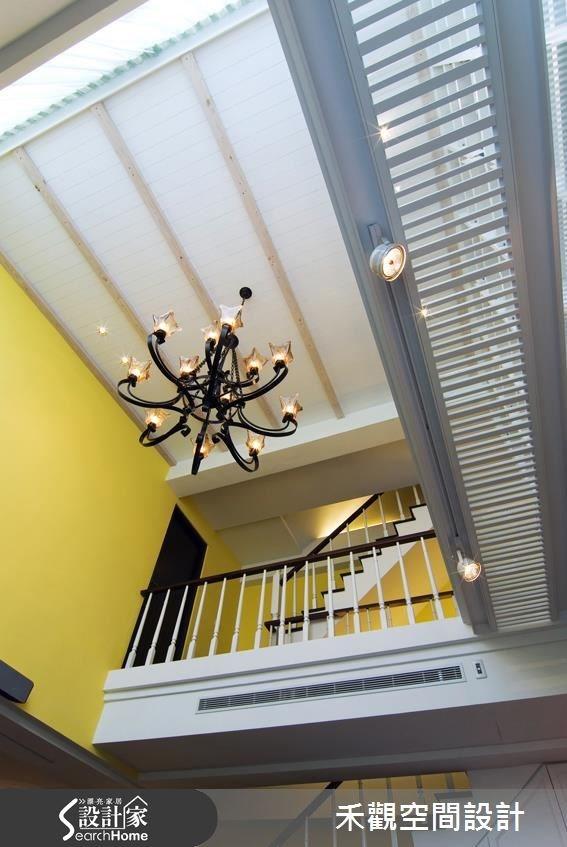 90坪新成屋(5年以下)_美式風案例圖片_禾觀空間設計_禾觀_06之9