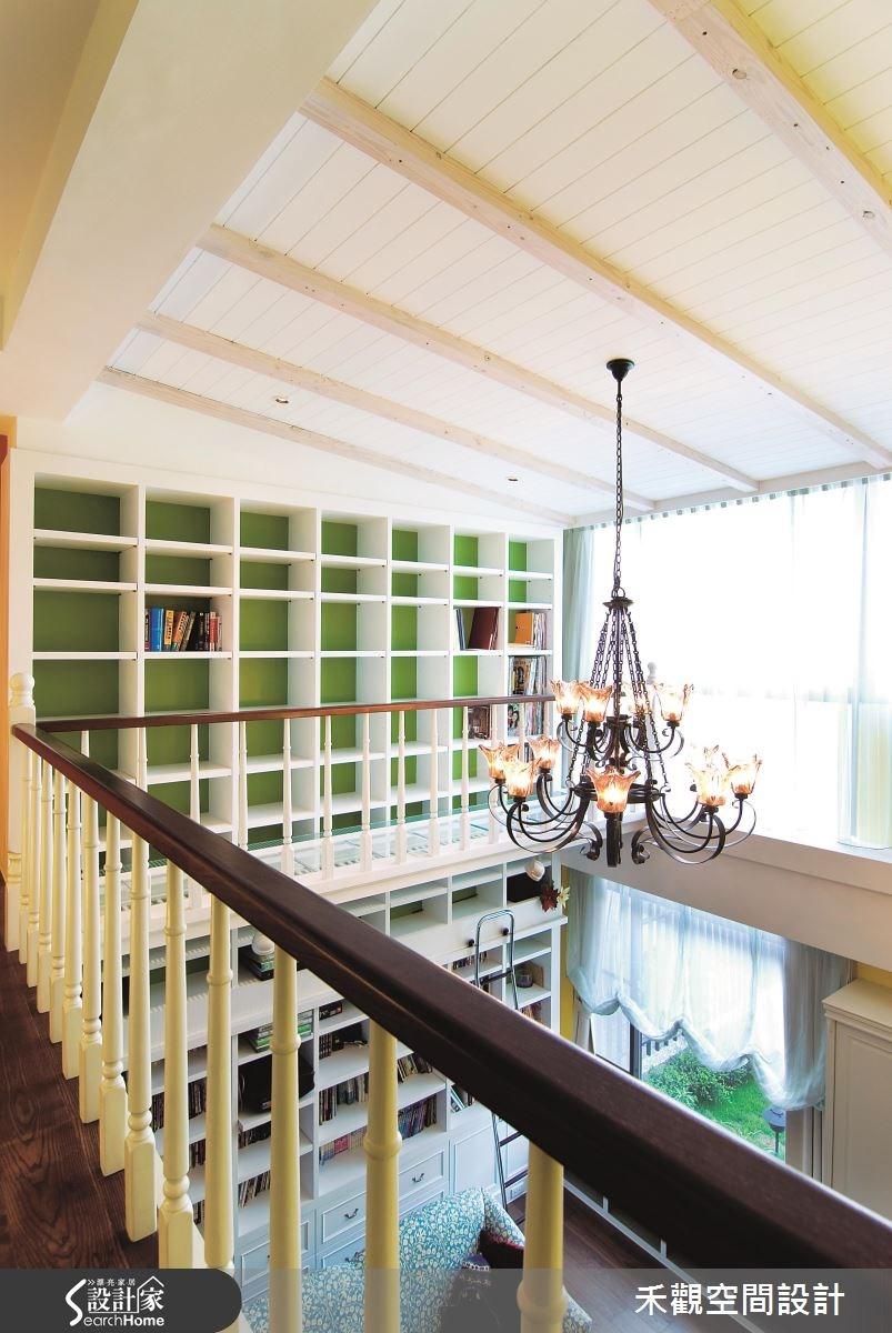 90坪新成屋(5年以下)_美式風案例圖片_禾觀空間設計_禾觀_06之10