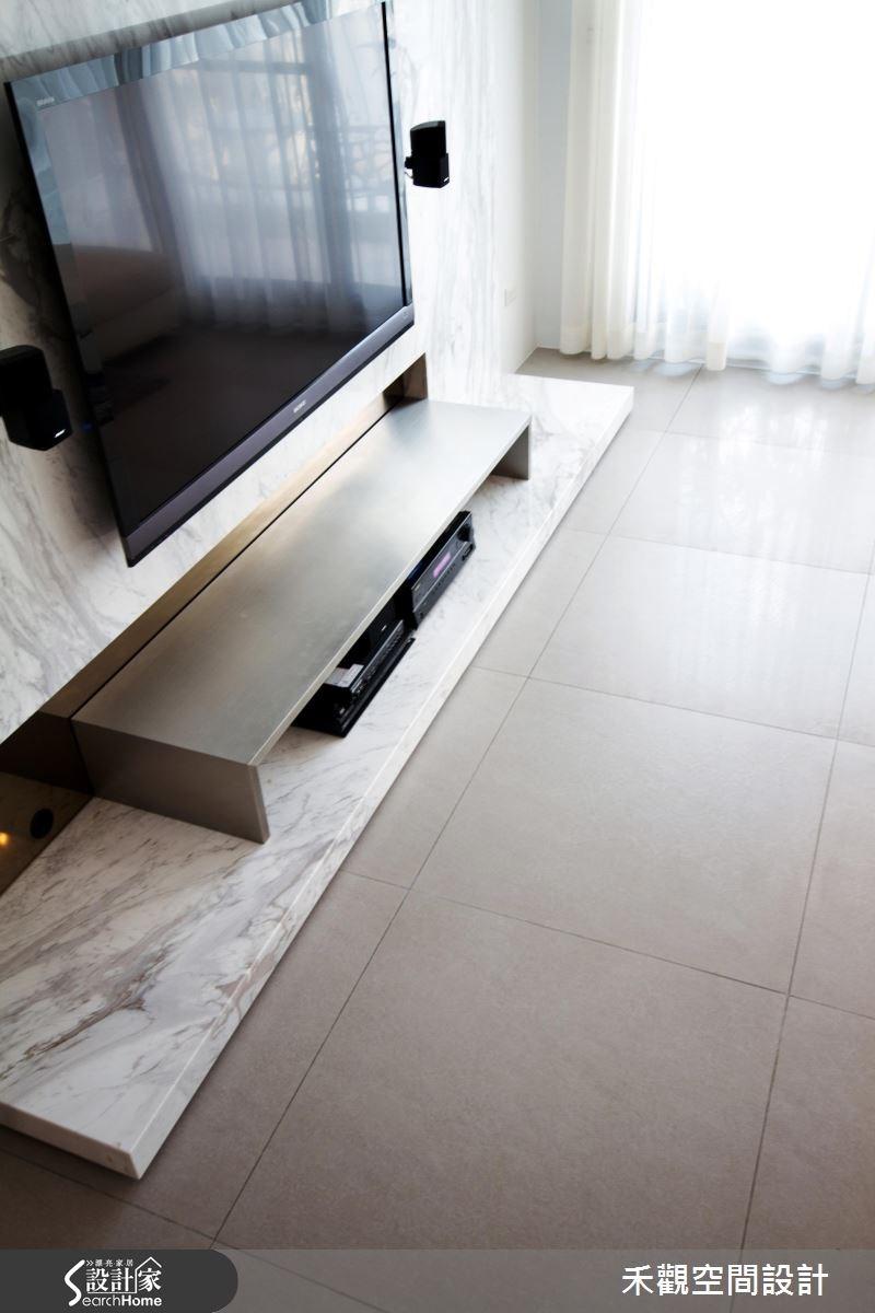 52坪新成屋(5年以下)_現代風客廳案例圖片_禾觀空間設計_禾觀_09之3