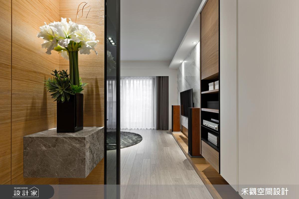 38坪新成屋(5年以下)_休閒風案例圖片_禾觀空間設計_禾觀_17之1