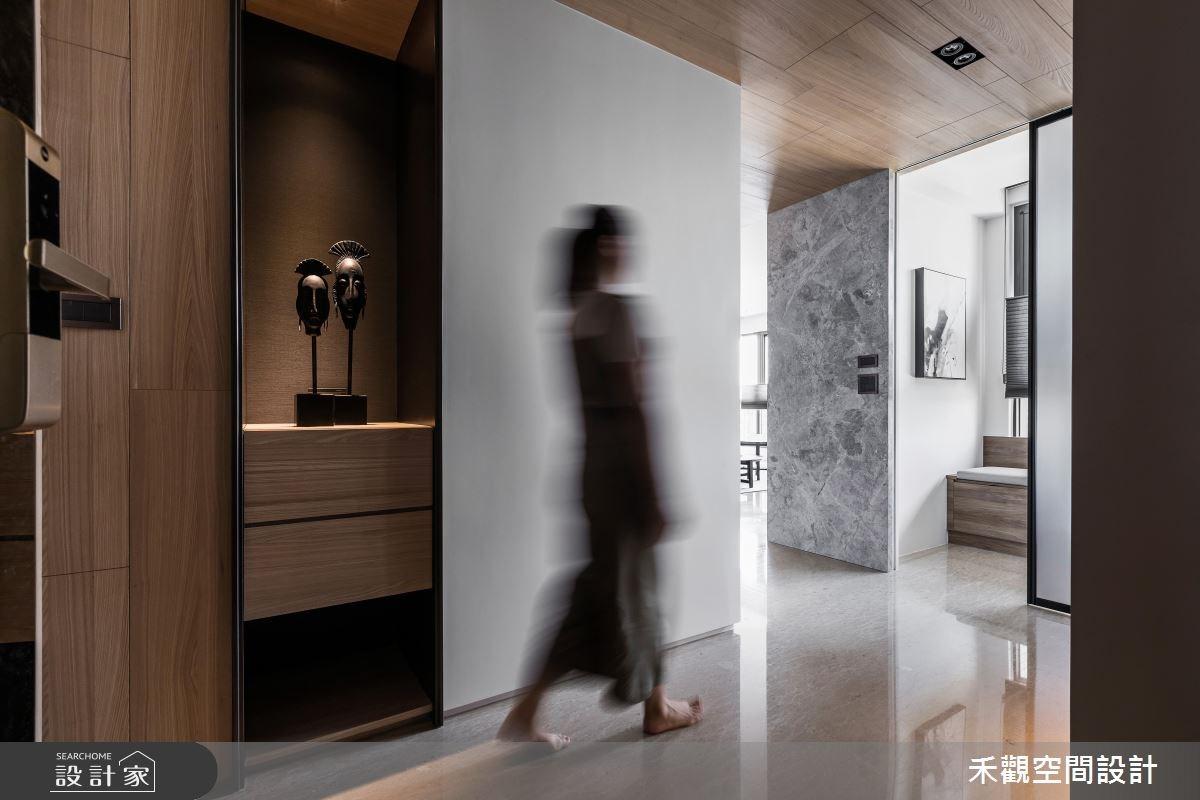 50坪新成屋(5年以下)_現代風案例圖片_禾觀空間設計_禾觀_18之1
