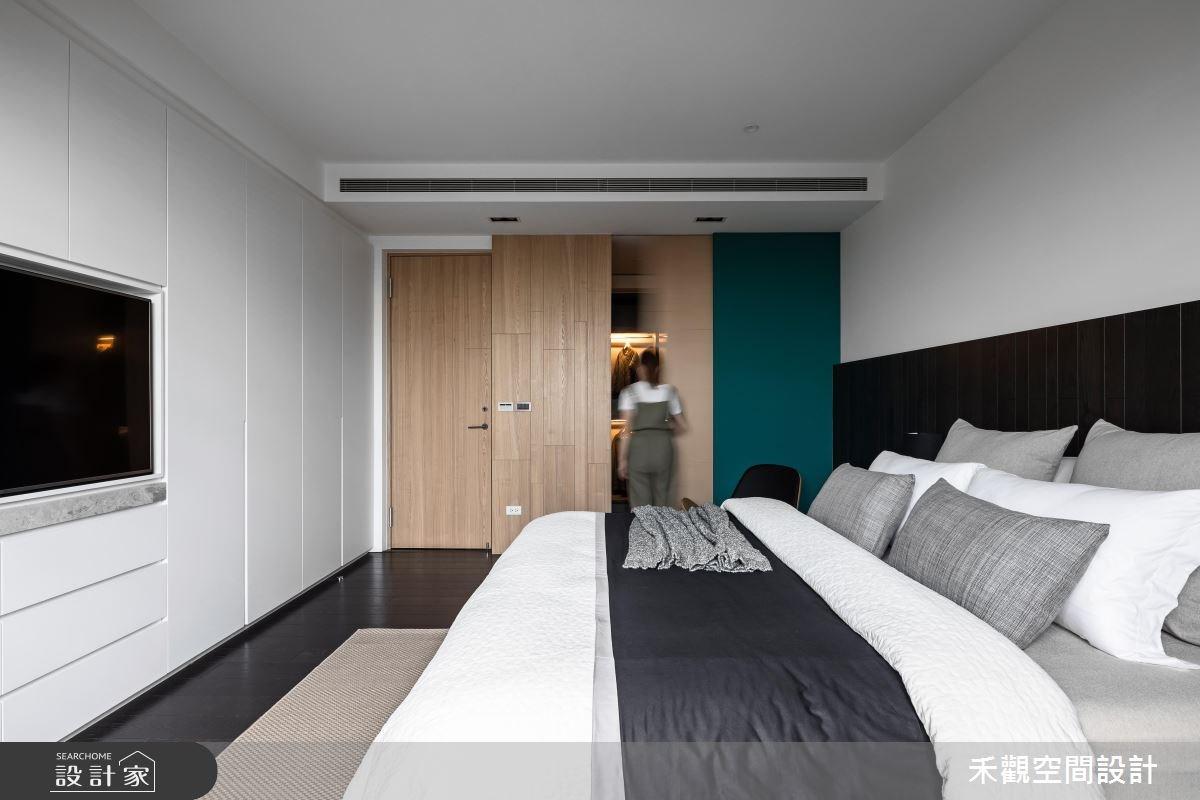 50坪新成屋(5年以下)_現代風案例圖片_禾觀空間設計_禾觀_18之27