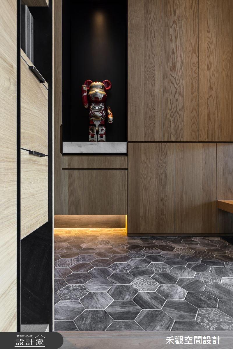 30坪新成屋(5年以下)_現代風案例圖片_禾觀空間設計_禾觀_20之2