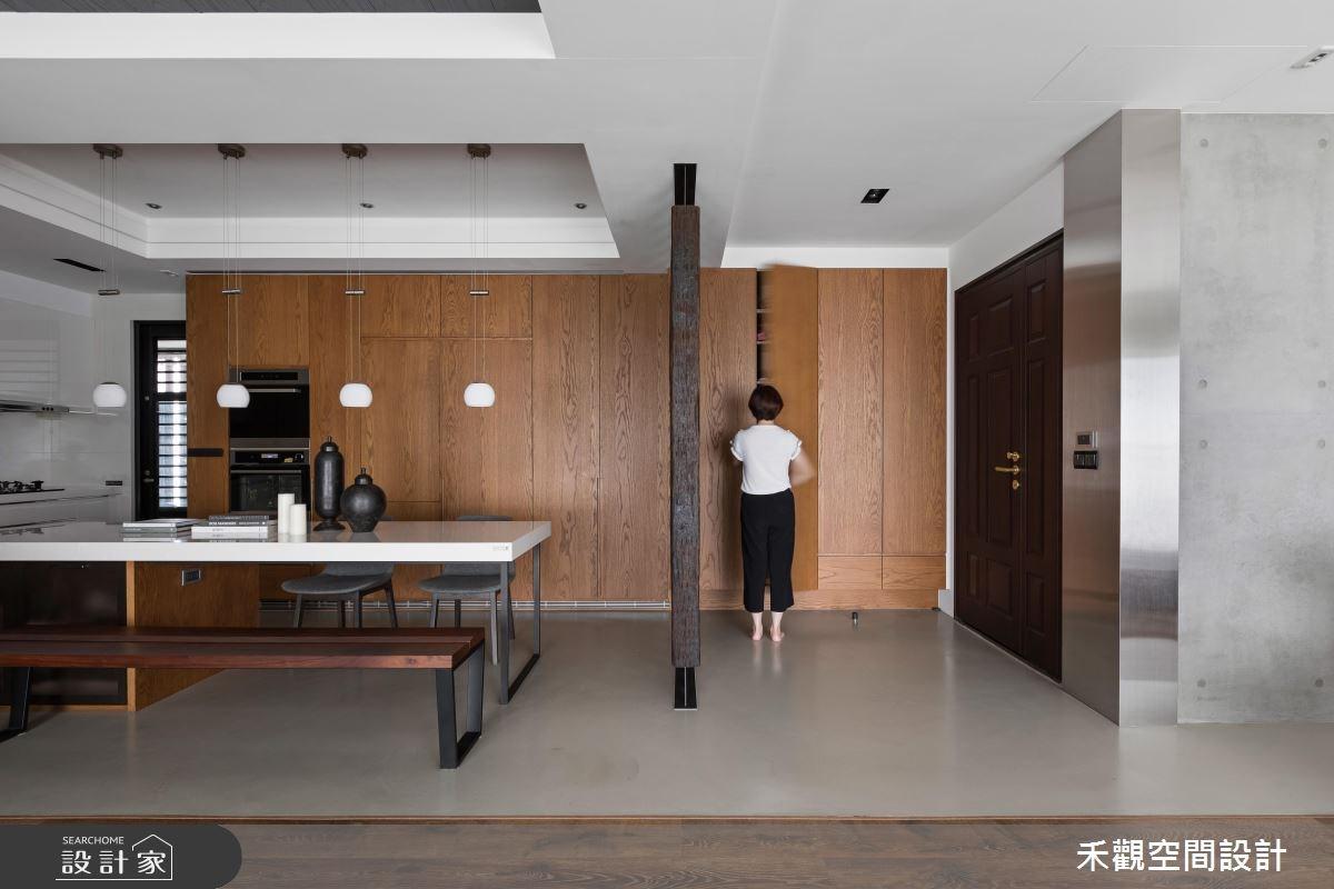 47坪新成屋(5年以下)_現代風案例圖片_禾觀空間設計_禾觀_21之1