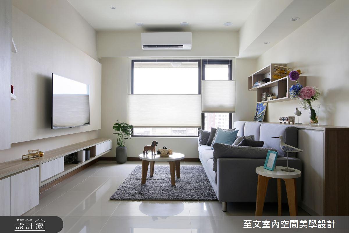 打造最舒適的居家生活!機師屋主最愛的 22 坪簡約溫潤宅