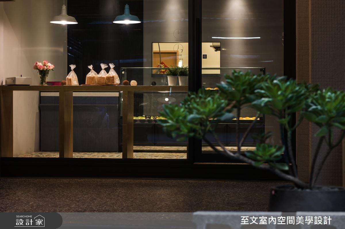 27坪老屋(16~30年)_工業風商業空間案例圖片_至文室內裝修有限公司_至文_麥香之10