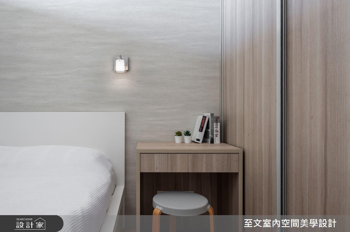 11坪新成屋(5年以下)_北歐風臥室案例圖片_至文室內裝修有限公司_至文_樂章之12