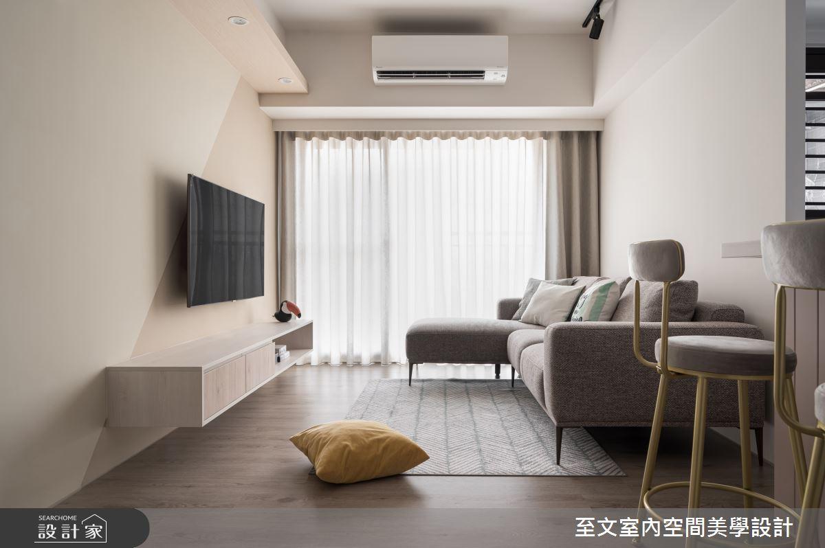 16坪新成屋(5年以下)_北歐風案例圖片_至文室內裝修有限公司_至文_景序之3