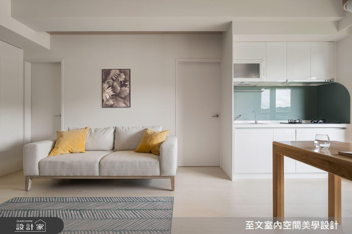 16坪新成屋(5年以下)_北歐風案例圖片_至文室內裝修有限公司_至文_57之4