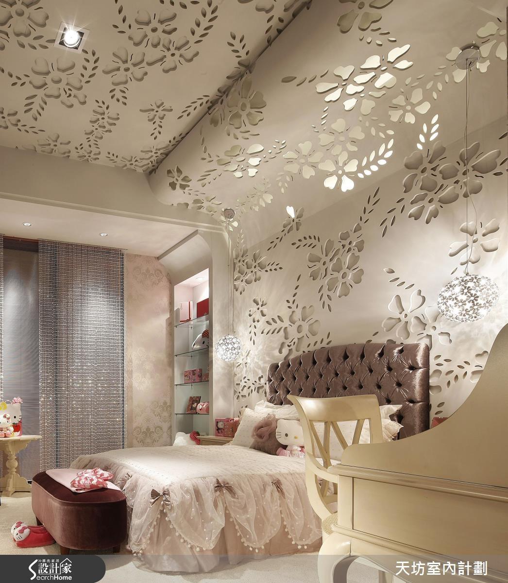 180坪預售屋_新中式風臥室案例圖片_天坊室內計劃有限公司_天坊_05之12
