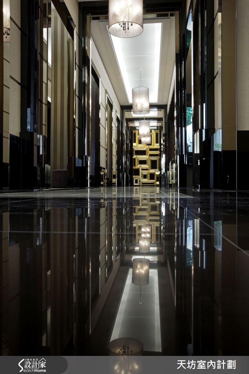 300坪_現代風走廊案例圖片_天坊室內計劃有限公司_天坊_06之2