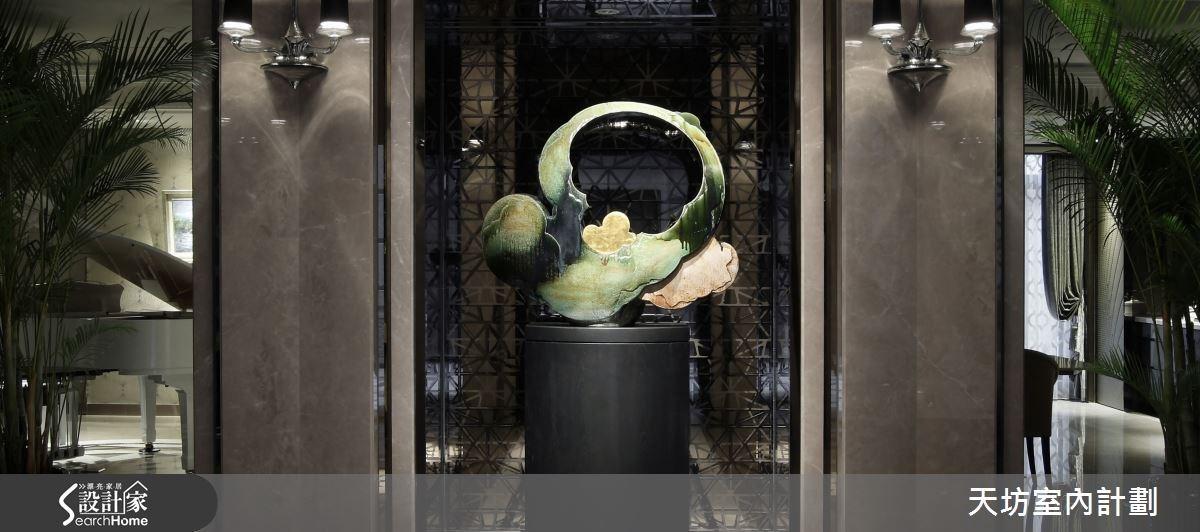 260坪預售屋_新中式風案例圖片_天坊室內計劃有限公司_天坊_08之1