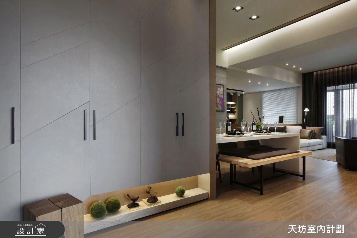 27坪新成屋(5年以下)_新中式風案例圖片_天坊室內計劃有限公司_天坊_13之1