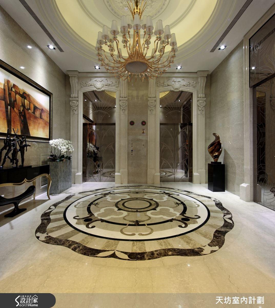 310坪預售屋_新中式風案例圖片_天坊室內計劃有限公司_天坊_14之1