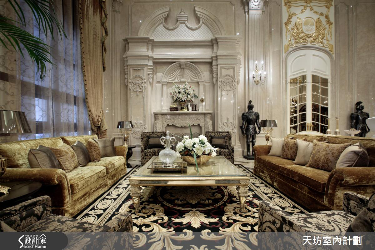 跨越世紀的對話 新東方風格演繹凡爾賽宮印象