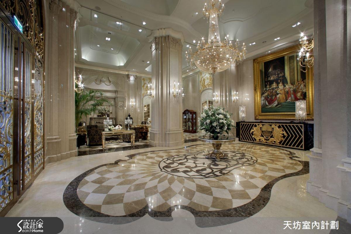 484坪預售屋_新中式風案例圖片_天坊室內計劃有限公司_天坊_23之2