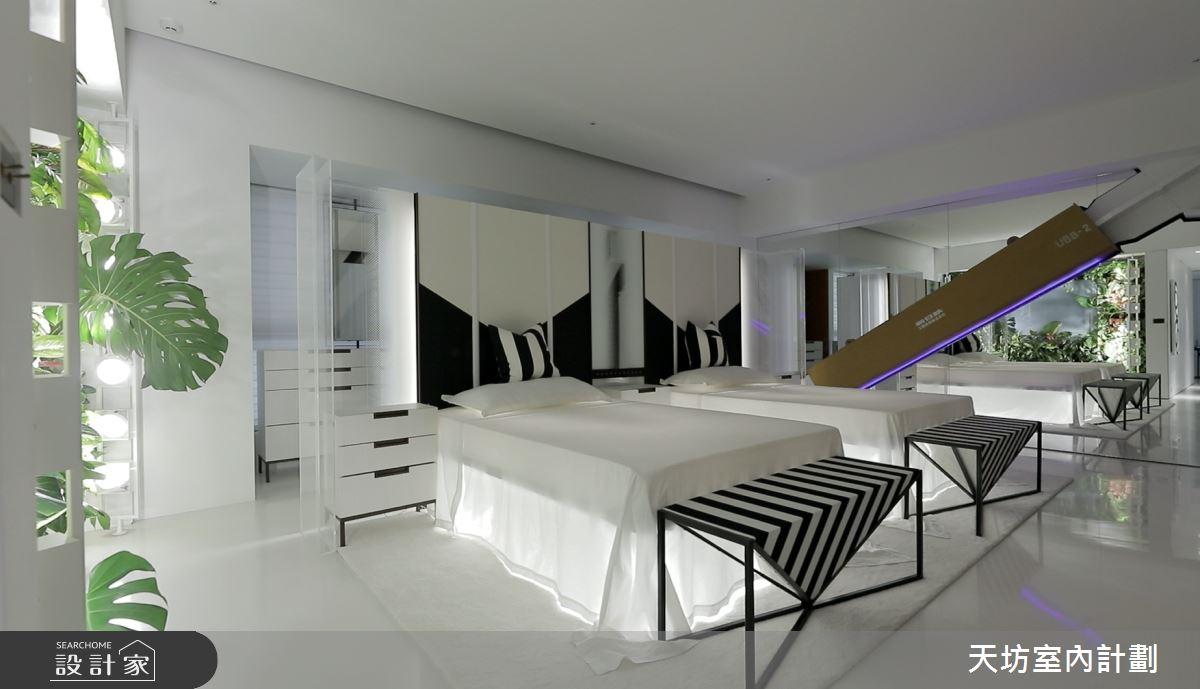 120坪新成屋(5年以下)_現代風臥室案例圖片_天坊室內計劃有限公司_天坊_24之8