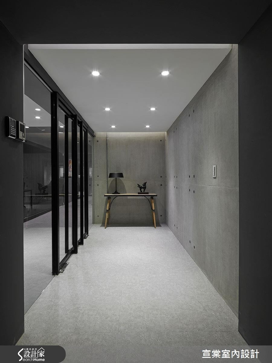 70坪老屋(16~30年)_工業風商業空間案例圖片_宣棠室內設計_宣棠_聚星文創之1