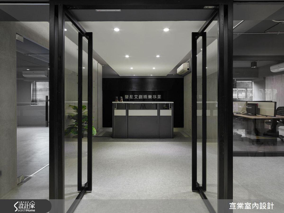 70坪老屋(16~30年)_工業風商業空間案例圖片_宣棠室內設計_宣棠_聚星文創之2