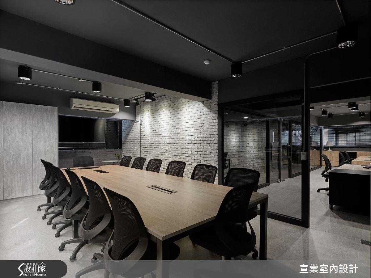 70坪老屋(16~30年)_工業風商業空間案例圖片_宣棠室內設計_宣棠_聚星文創之13