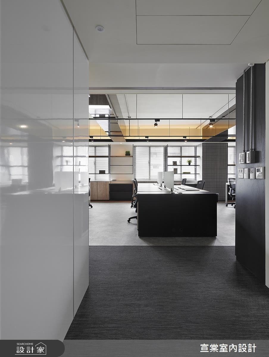 46坪老屋(16~30年)_其他商業空間案例圖片_宣棠室內設計_宣棠_Industrial之1