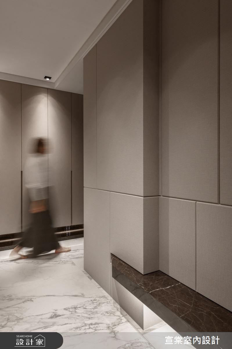 新成屋(5年以下)_現代風玄關案例圖片_宣棠室內設計_宣棠_淳美學之2