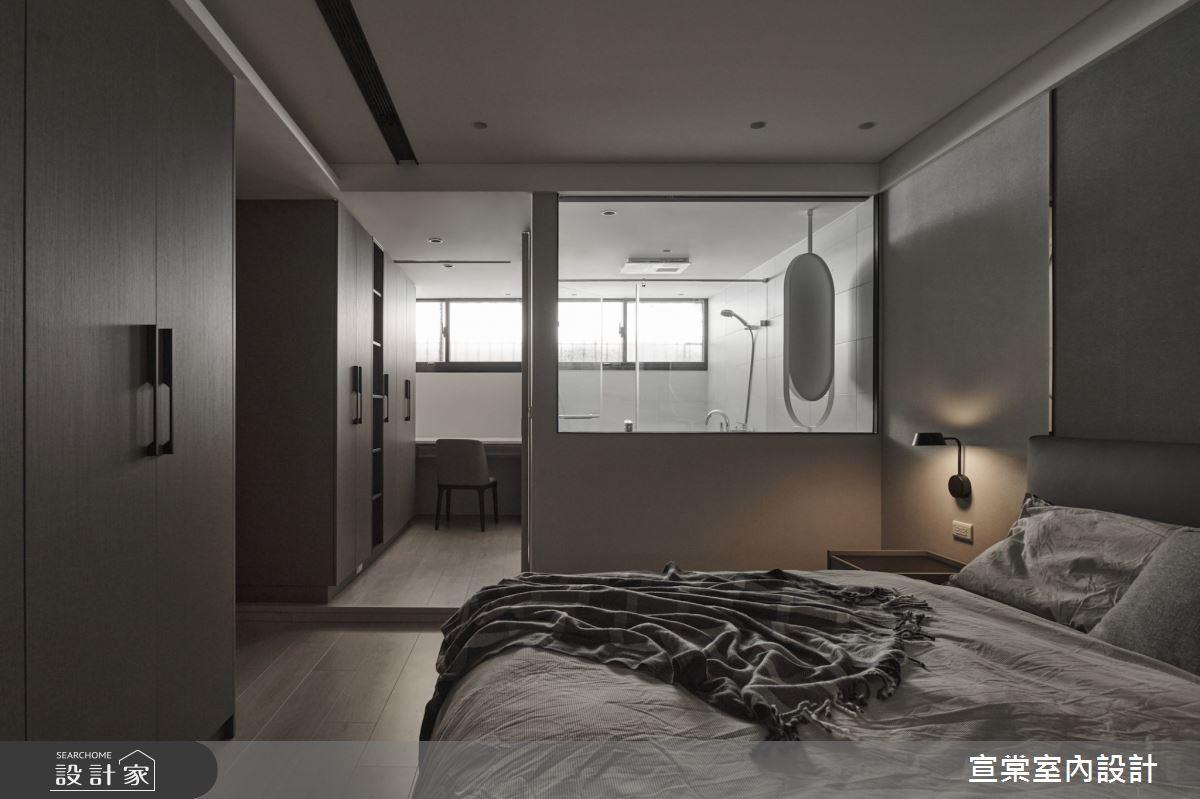 33坪中古屋(5~15年)_現代風案例圖片_宣棠室內設計_宣棠_歸根之15