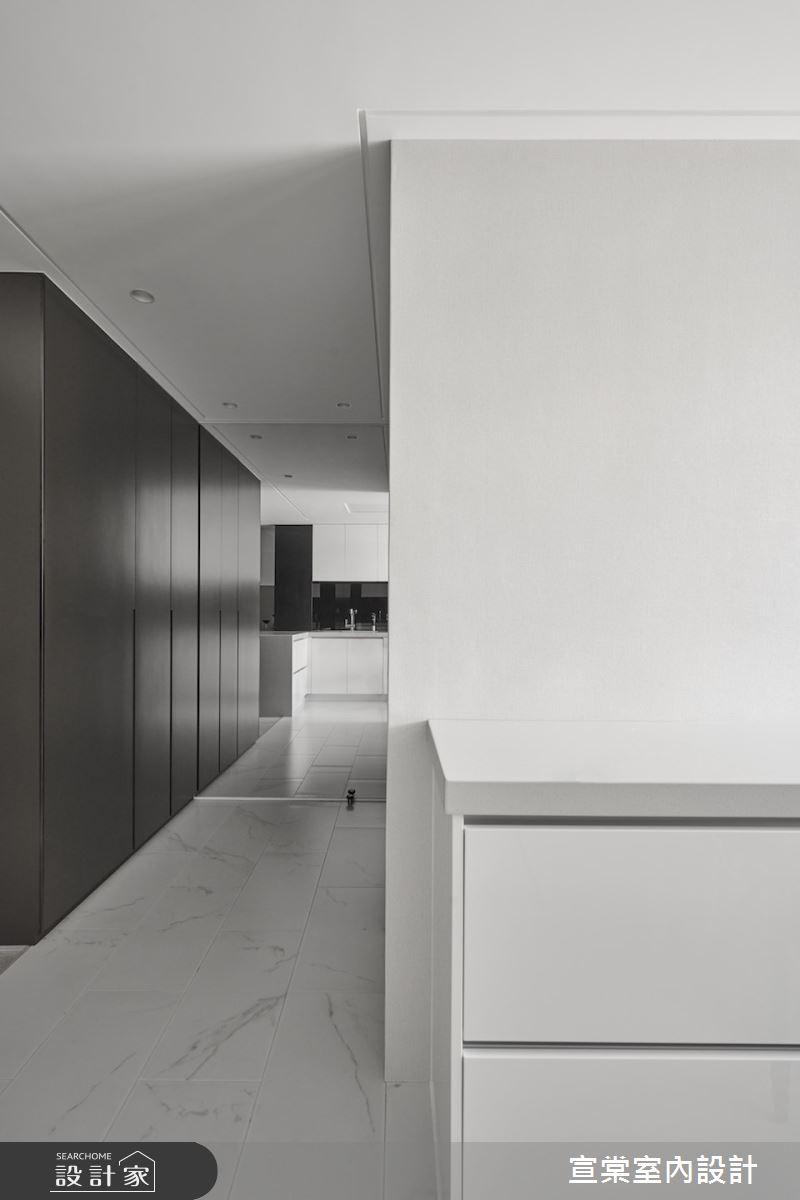 33坪中古屋(5~15年)_現代風案例圖片_宣棠室內設計_宣棠_歸根之12