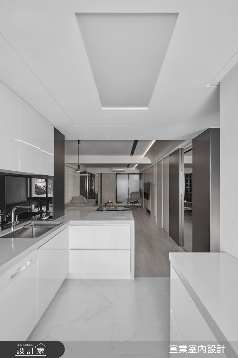 33坪中古屋(5~15年)_現代風案例圖片_宣棠室內設計_宣棠_歸根之11