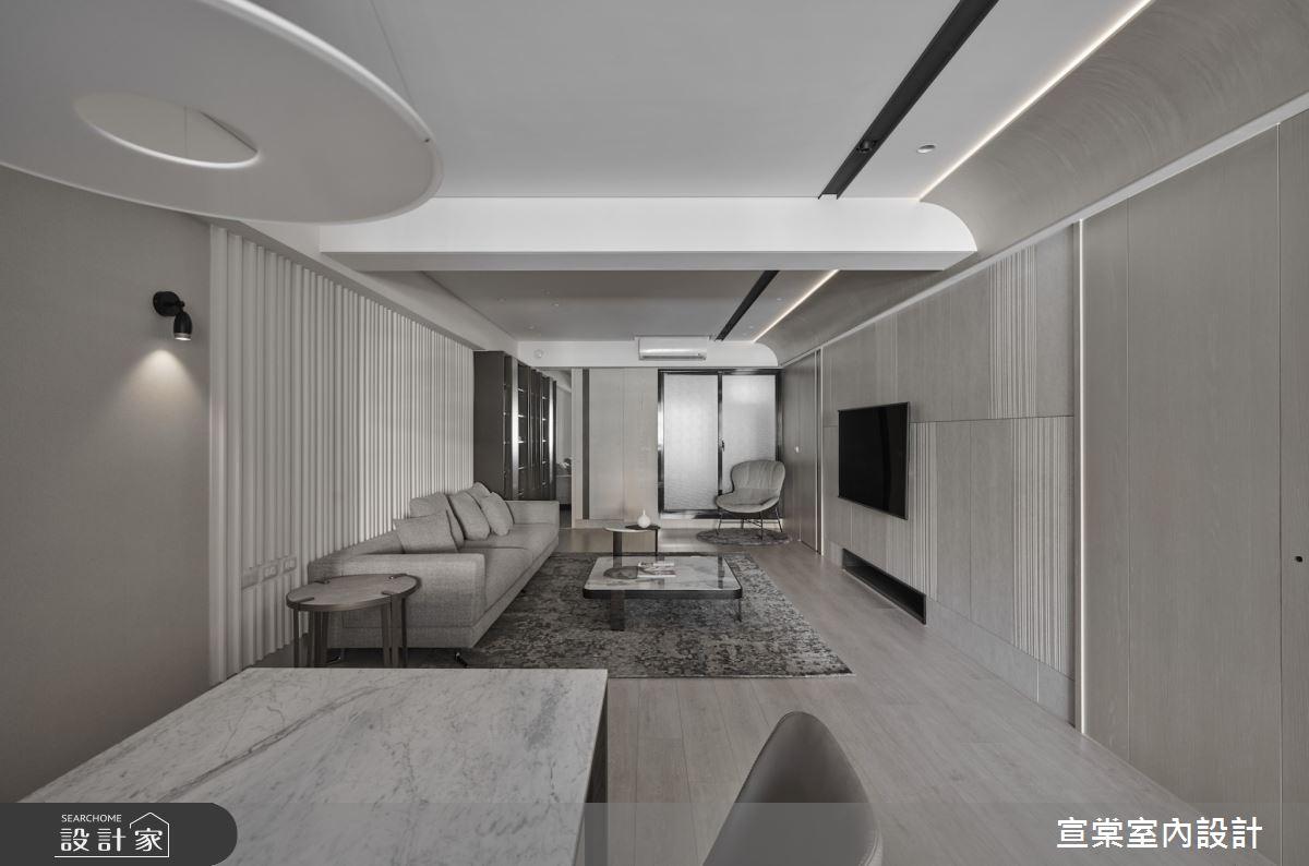 33坪中古屋(5~15年)_現代風案例圖片_宣棠室內設計_宣棠_歸根之9