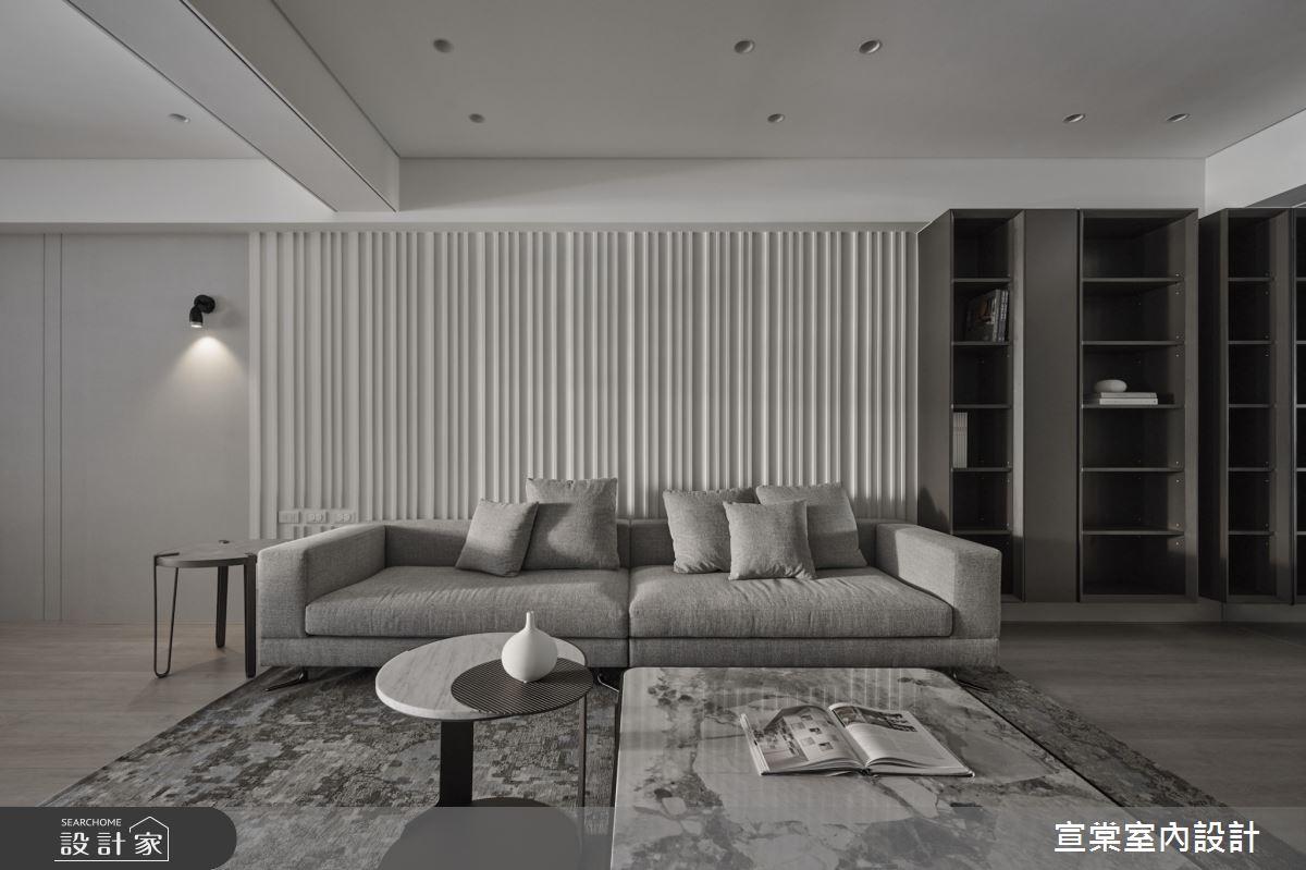 33坪中古屋(5~15年)_現代風案例圖片_宣棠室內設計_宣棠_歸根之7