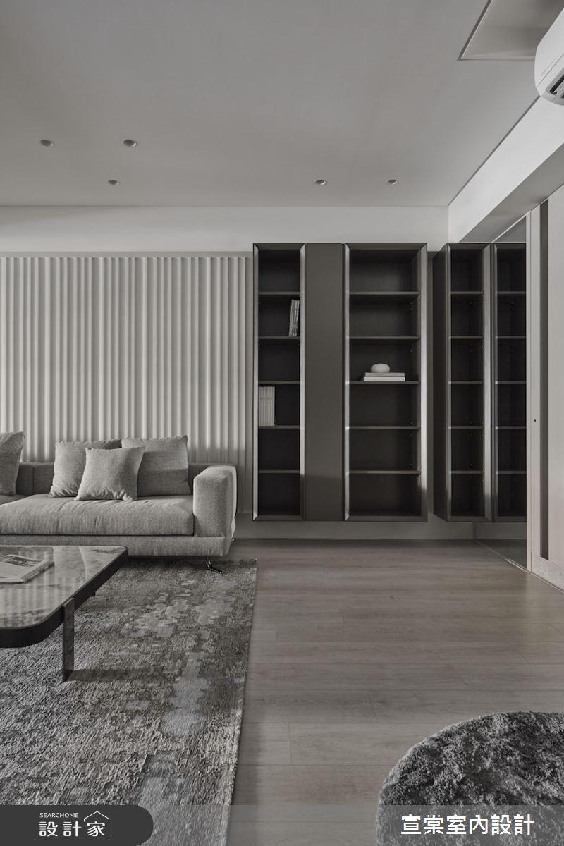 33坪中古屋(5~15年)_現代風案例圖片_宣棠室內設計_宣棠_歸根之6