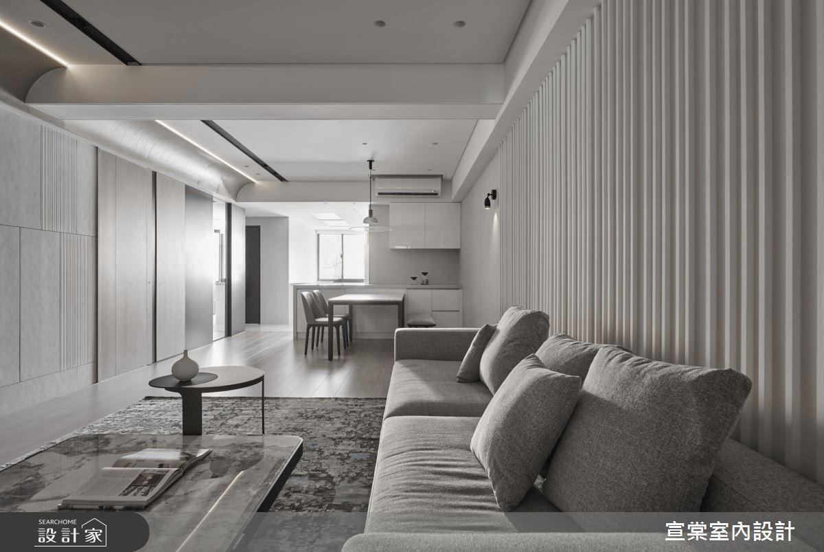 33坪中古屋(5~15年)_現代風案例圖片_宣棠室內設計_宣棠_歸根之5