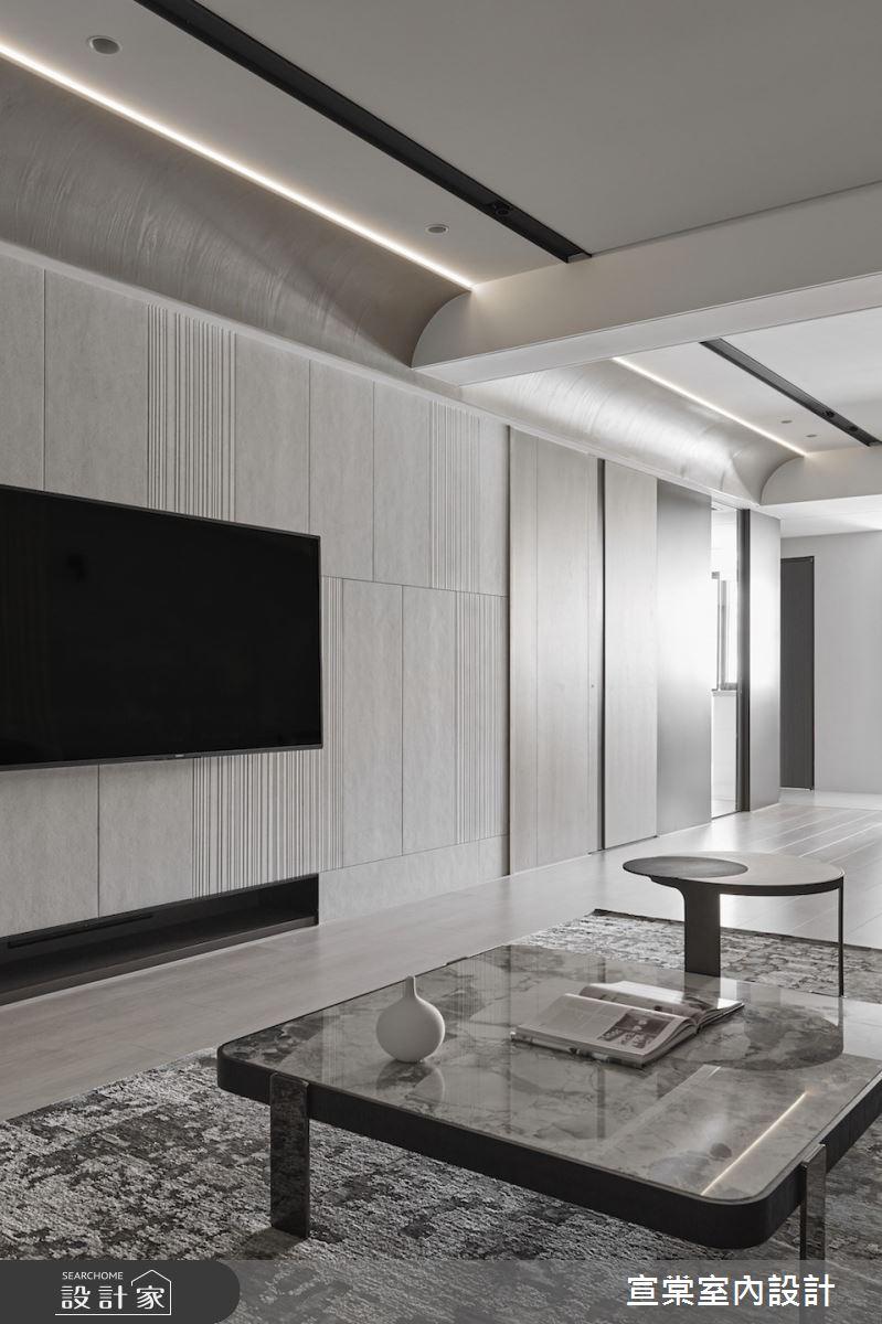 33坪中古屋(5~15年)_現代風案例圖片_宣棠室內設計_宣棠_歸根之4