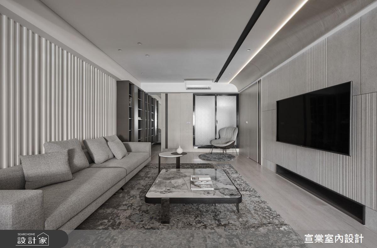 33坪中古屋(5~15年)_現代風案例圖片_宣棠室內設計_宣棠_歸根之2