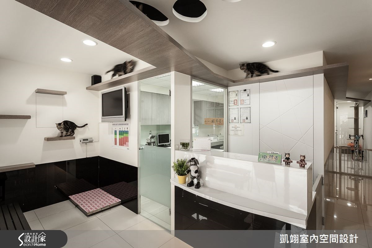 25坪老屋(16~30年)_簡約風商業空間案例圖片_凱翊室內空間設計_凱翊_03之4