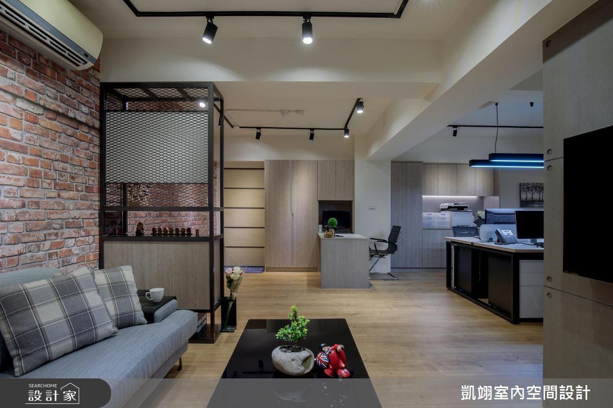18坪老屋(16~30年)_工業風案例圖片_凱翊室內空間設計_凱翊_07之3