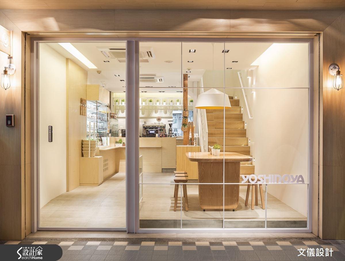 46坪老屋(16~30年)_日式無印風商業空間案例圖片_文儀室內裝修設計有限公司_文儀_吉野家。Concept之3