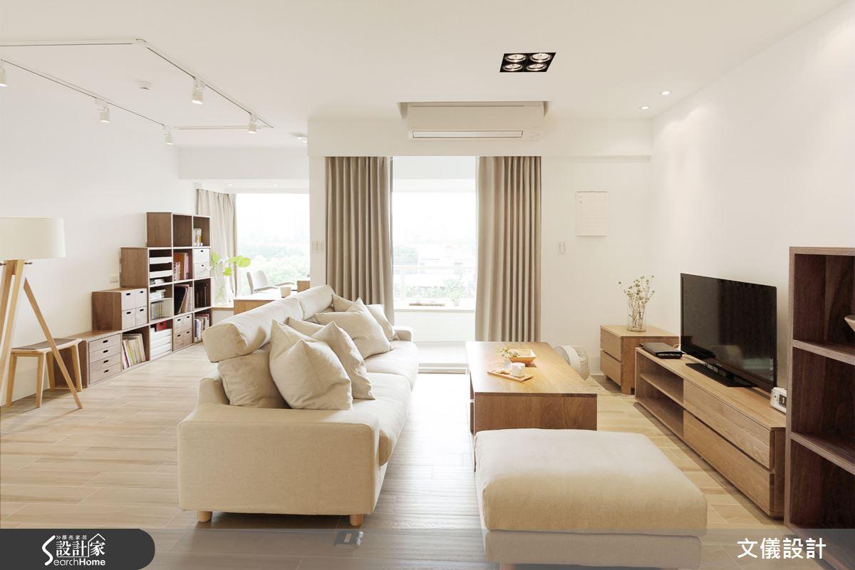 放慢都市生活步調 徜徉 21 坪氧氣系輕暖宅