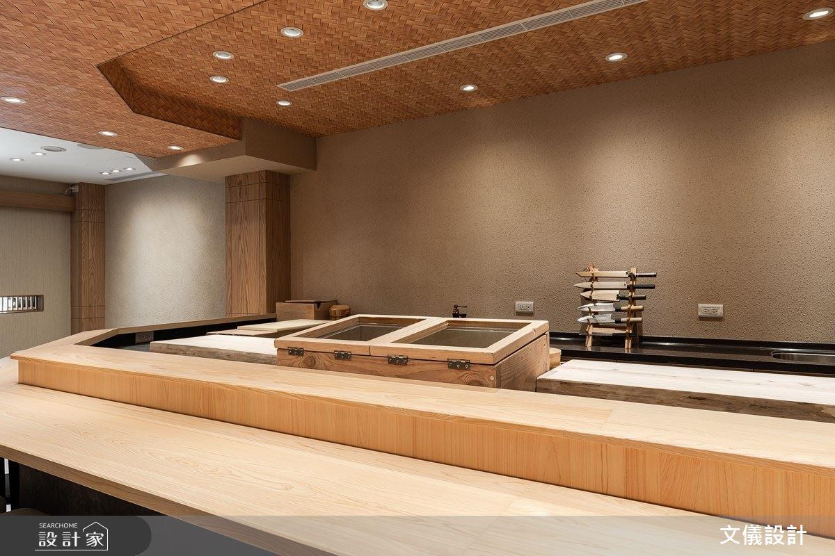 15坪中古屋(5~15年)_日式和風商業空間案例圖片_文儀室內裝修設計有限公司_文儀_鮨佐樂壽司之8