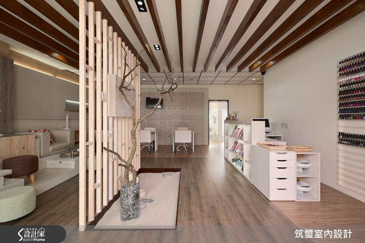 18坪新成屋(5年以下)_人文禪風案例圖片_筑璽室內設計_筑璽_09之1