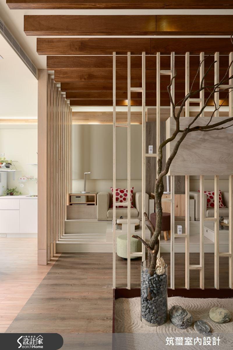 18坪新成屋(5年以下)_人文禪風案例圖片_筑璽室內設計_筑璽_09之4