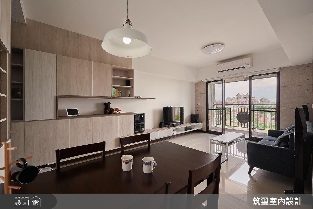 35坪老屋(16~30年)_現代風案例圖片_筑璽室內設計_筑璽_20之2